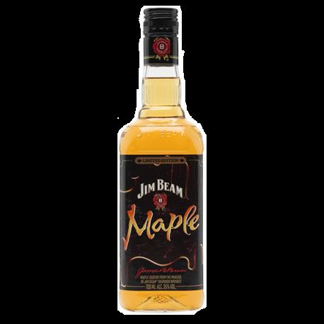 Whisky Bourbon Jim Beam Maple-WHISKY AMÉRICA