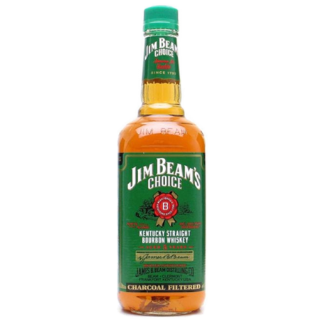 Whisky Bourbon Jim Beam Choice 5 Anos-WHISKY AMÉRICA