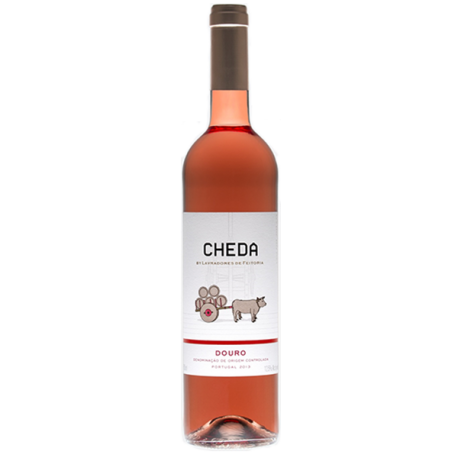 2016 Cheda Rosé Wine Douro-ROSE WINE
