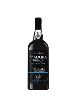 Madeira Wine Verdelho H.M. Borges 20 Years Old