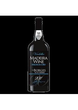 Madeira Wine Verdelho H.M....