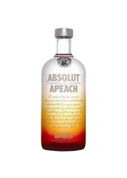 Vodka Absolut Peach