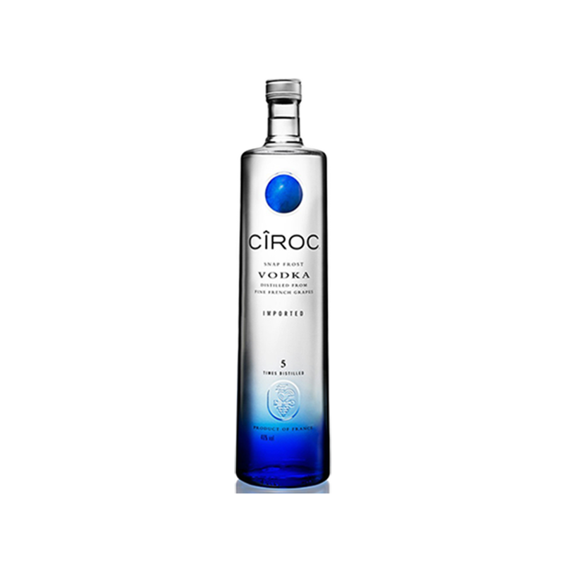 Cîroc vodka review