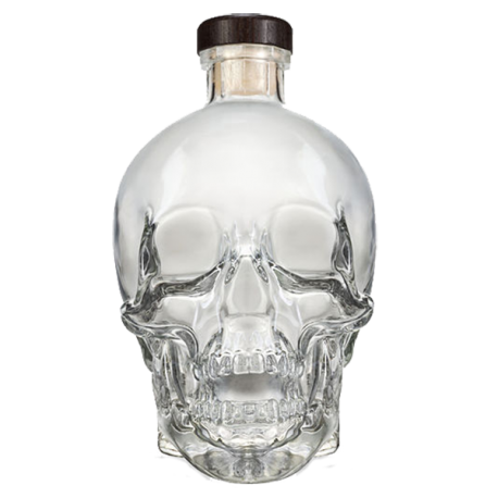 Vodka Crystal Head 70CL-VODKA