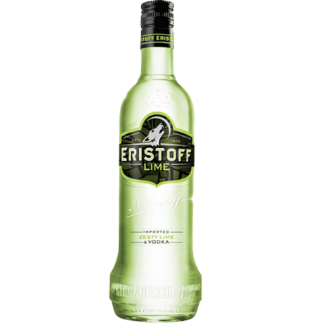 Vodka Eristoff Lime-VODKA