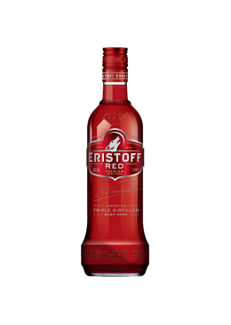 Vodka Eristoff Red