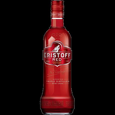 Vodka Eristoff Red-VODKA