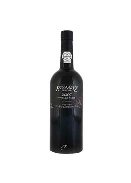 2007 Port Wine Romariz Vintage