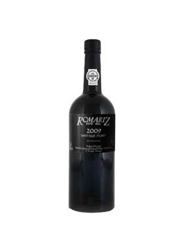 2009 Port Wine Romariz Vintage