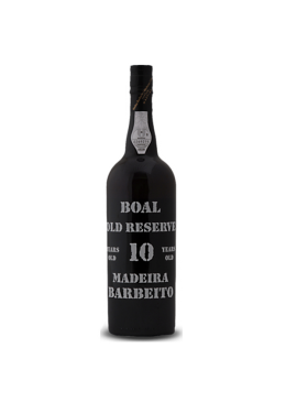 Madeira Wine Barbeito Boal 10 Years Old