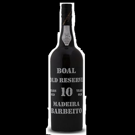 Vinho da Madeira Barbeito Boal 10 Anos-MADEIRA 10 ANOS