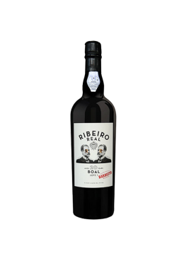 Madeira Wine Ribeiro Real Barbeito Boal 20 Years Old