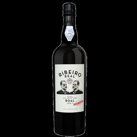 Madeira Wine Ribeiro Real Barbeito Boal 20 Years Old-20 YEARS OLD MADEIRA