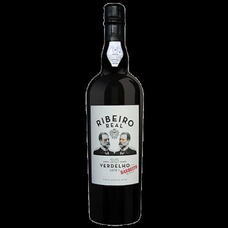 Madeira Wine Barbeito Verdelho Ribeiro Real  20 Years Old-20 YEARS OLD MADEIRA