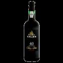 Vinho do Porto Calém Tawny 40 Anos
