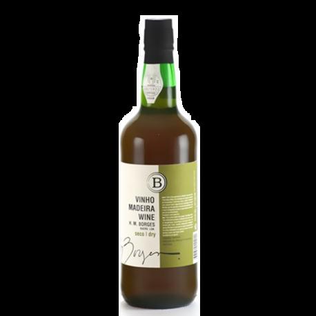 Vinho da Madeira H.M.Borges Seco 3 Anos-MADEIRA SELECIONADO