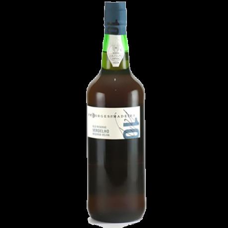 Vinho da Madeira Verdelho H.M.Borges 10 Anos-MADEIRA 10 ANOS