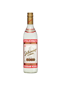 Vodka Stolichnaya Hot