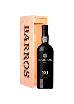 Vinho do Porto Barros Tawny 20 Anos