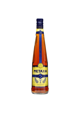 Brandy Metaxa 5