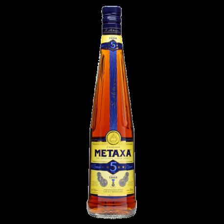 Brandy Metaxa 5