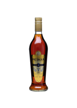 Brandy Metaxa 7