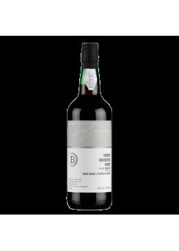 Vinho da Madeira H.M.Borges Meio Doce 3 Anos