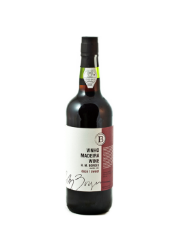 Madeira Wine H. M. Borges Full Rich 3 Years Old