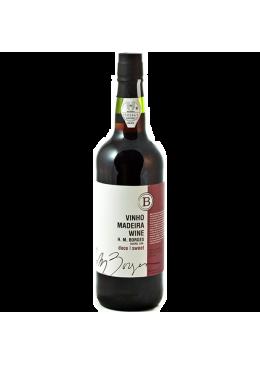 Vinho da Madeira H. M. Borges Doce 3 Anos