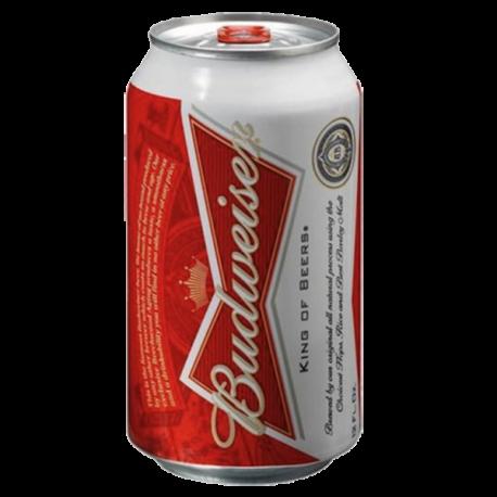 Cerveja Budweiser Lata 50CL