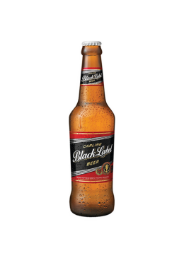 Cerveja Carling Black Label Lata 50CL