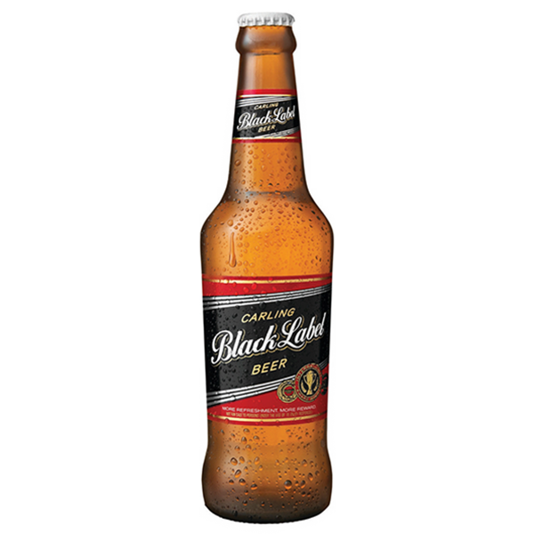 Beer Carling Black Label Can 50CL