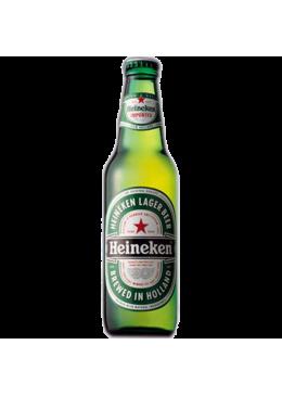 Cerveja Heineken Garrafa 33CL