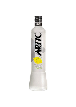 Licor Vodka Artic Limão
