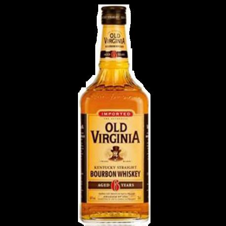 Whisky Bourbon Old Virginia 6 Anos-WHISKY AMÉRICA