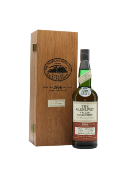 Whisky Malte Glenlivet Cellar Collection 1964