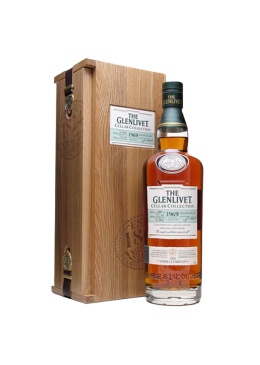 Whisky Malte Glenlivet Cellar Collection 1969
