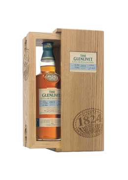 Whisky Malte Glenlivet Cellar Collection 1972