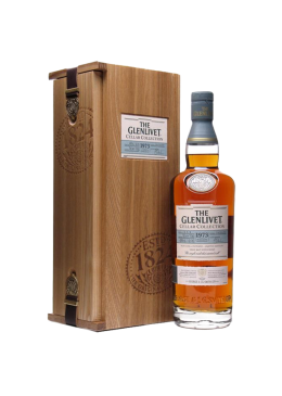 Whisky Malt Glenlivet Cellar Collection 1973