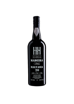 Madeira Wine Henriques & Henriques Malvasia 20 Years Old
