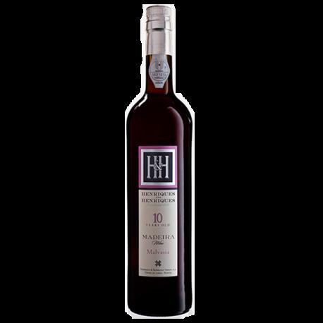 Vinho da Madeira Henriques & Henriques Malvasia 10 Anos