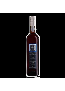 Vinho da Madeira Henriques & Henriques Verdelho 15 Anos