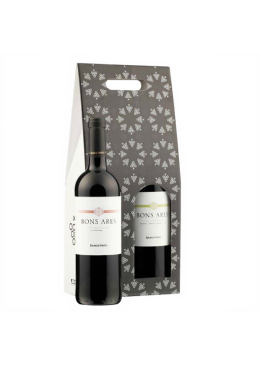 Gift Pack 1 Bottle Bons Ares White Wine + Bons Ares Red