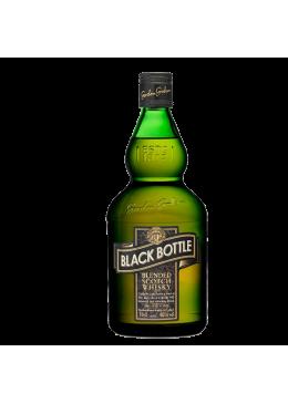 Whisky Black Bottle