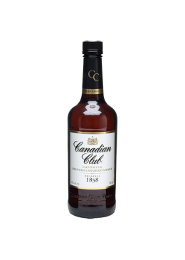 Whisky Canadian Club Novo