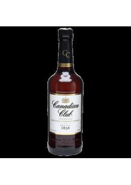 Whisky Canadian Club Novo
