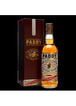 Whisky Paddy Centenary 7 Anos