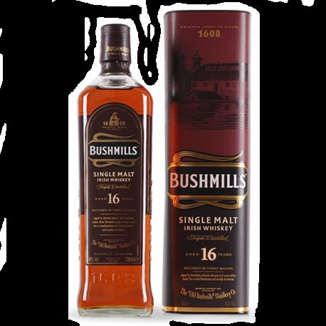 Whisky Bushmills Malte 16 Anos