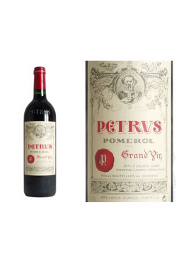 2002 Petrus Pomerol Vinho Tinto