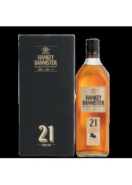 Whisky Hankey Bannister 21 Anos